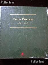 Littleton Peace Silver Dollars 1921-1935 Album LCA10