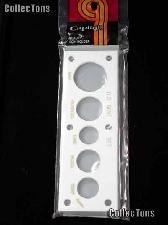 Capital Plastics 2x6 Holder - US MINT SET in White