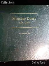 Littleton Mercury Dimes 1916-1945 Album LCA2