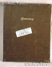 Dansco Modern Currency Stock Book Album #7001