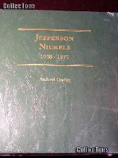 Littleton Jefferson Nickels 1938-1975 Album LCA28