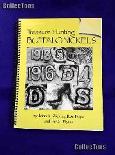 Treasure Hunting Buffalo Nickels Book - Flynn & Wexler