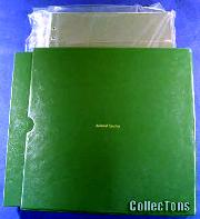 Littleton Small & Large Size Paper Money Album LCA44