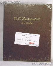 Dansco Presidential Dollars P&D Album #7184