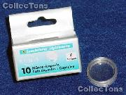 10 Lighthouse Coin Capsules for 19.5mm Coins 1/2 Sovereign