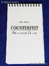 Counterfeit Detection Guide Book - Bill Fivaz