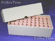 Coin Roll Box for 50 Rolls or Tubes  of DIMES