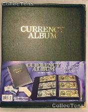 Whitman Deluxe Currency Album for Large Size Notes