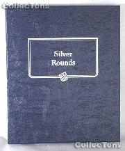 Silver Rounds Whitman Classic Album #9150