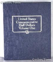 Early Commem Half Dollar #1 Whitman Classic Album #9159