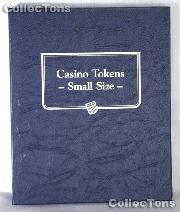 Casino Minor Tokens Whitman Classic Album #9175