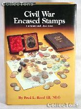 Civil War Encased Stamps Book - Fred Reed