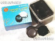 SE Foldaway 10X Jeweler's Loupe 18mm Lens Magnifier