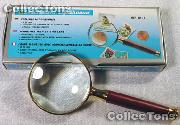 Lighthouse 3X Magnifier With Handle LU11