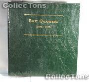 Littleton Bust Quarters 1804-1838 Album LCA43