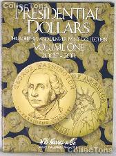 Harris Presidential Dollars P & D 2007-2011 Folder 2277