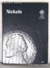 Whitman Blank U.S. Nickels Folder 9042
