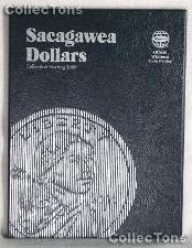 Whitman Sacagawea Dollars 2000-Date Folder 8060