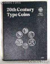 Whitman 20th Century Type Coins Folder 9046