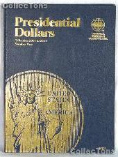 Whitman Presidential Dollars 2007-11 Folder 2181