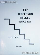 The Jefferson Nickel Analyst Book - Bernard Nagengast