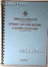 Lighthouse Stamp Drying Book Model TR