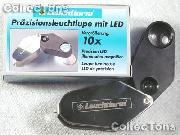 Lighthouse 10X Precision Illuminated Magnifier LU24LED