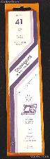 Showgard Strip Style Black Stamp Mounts Size 41