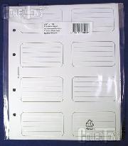 Lighthouse OPTIMA ZWL-TEL Stamp Stock Page