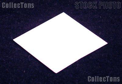 100 Cardboard Inserts for 2x2 Coin Flips
