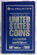 Whitman Blue Book United States Coins 2009 - Hard Cover