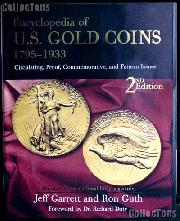 Encyclopedia U.S. Gold Coins 1795-1933 - 2nd Edition