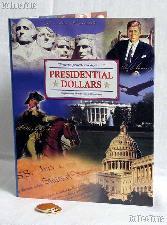 Presidential Dollar Starter Set #2 * Folder & 3 Coins