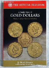 Whitman Red Book Gold Dollars - Q. David Bowers