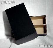 """Heavy Duty 10"""" Double Row Box for Slab Coin Holders"""