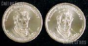 2009 P&D W. H. Harrison Presidential Dollar GEM BU 2009 Harrison Dollars