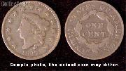 Matron Head Large Cent 1816-1839