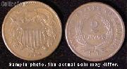 Two-Cent Piece 1864-1873