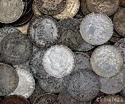 Morgan Silver Dollar 1878-1904 One Coin Circulated VG+ Condition