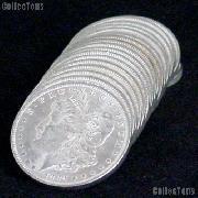 1884 BU Morgan Silver Dollars from Original Roll