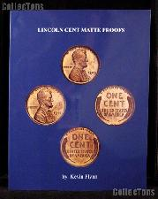 Lincoln Cent Matte Proofs - Kevin Flynn