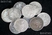 1921 Key Date Peace Silver Dollar