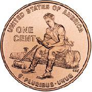 2009 Lincoln Bicentennial Cent Formative * BU