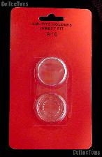 """Air-Tite Coin Capsule Direct Fit """"A16"""" Coin Holder 1/10oz GOLD EAGLE"""