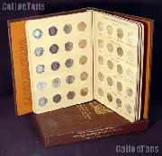 State Quarter Album Set of State Quarters (Gem BU P & D,Proof, and Silver Proof) 1999 through 2003 w/ Dansco Album and Dansco Slipcase