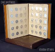 State Quarter Album Set of State Quarters (Gem BU P & D,Proof, and Silver Proof) 2004 through 2008 w/ Dansco Album and Dansco Slipcase