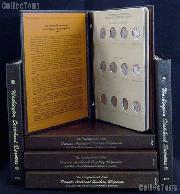 State, DC & Territory Quarters Complete Set of Quarters (Gem BU P & D, Proof, and Silver Proof) 1999 - 2009 w/ Dansco Albums & Slipcases