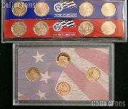 Lincoln Bicentennial Penny Set w/ 2009 Lincoln Cents in P & D Satin Finish and S Proof (12 Coins)