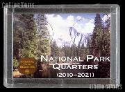National Park Quarters Holder by Harris 2x3 Mountain View Design for America the Beautiful Quarter Program