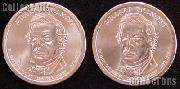 2010 P&D Millard Fillmore Presidential Dollar GEM BU 2010 Fillmore Dollars